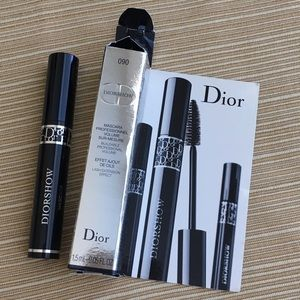 Dior Diorshow Mascara in black